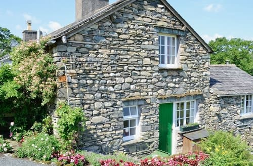 Last Minute Cottages - Charming Hawkshead, Near And Far Sawrey Cottage S18514