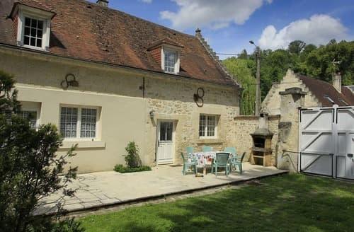 Last Minute Cottages - Le Gite Bourguignon-sous-Montbavin 2 - G18