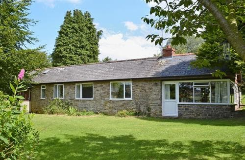 Last Minute Cottages - Excellent Kington Cottage S16921