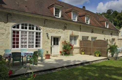 Last Minute Cottages - Le Gite Bourguignon-sous-Montbavin 1 - G17