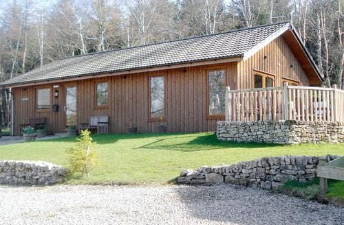 Big Cottages - Excellent Caldbeck Fells Lodge S77615