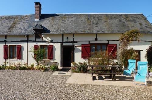 Last Minute Cottages - La Ferme d'Annie - G6061