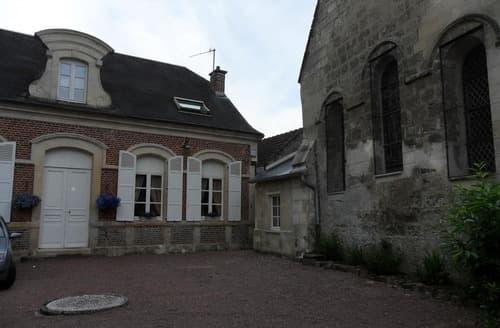 Last Minute Cottages - L'Ancien Présbytère - G6004