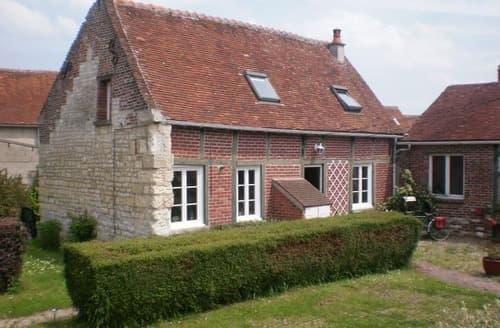 Last Minute Cottages - Gite de Le Roy - G6041