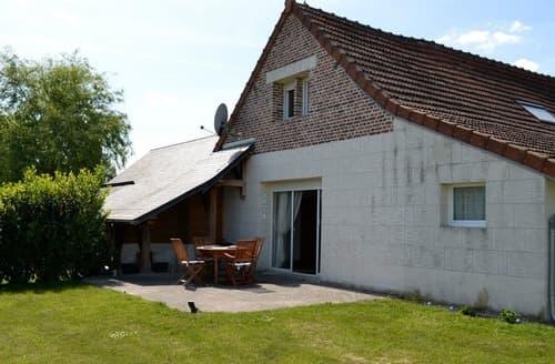 Last Minute Cottages - Gite La Berjam'aisne - G114