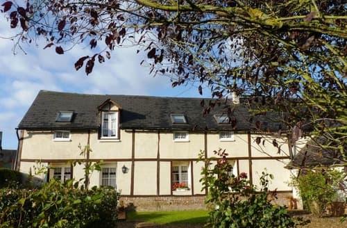 Last Minute Cottages - La Normandine - G6057