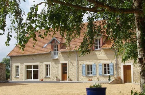 Last Minute Cottages - Gîte de Greffiers - 1116