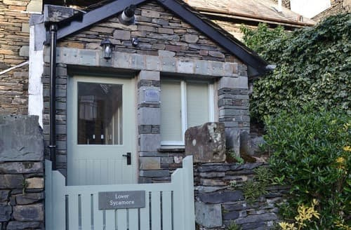 Last Minute Cottages - Lower Sycamore Cottage