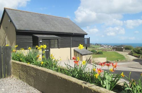 Last Minute Cottages - Captivating Teignmouth Cottage S19417