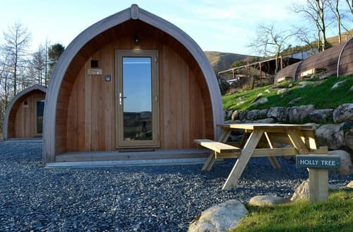 Last Minute Cottages - Beautiful Matterdale End Lodge S101295