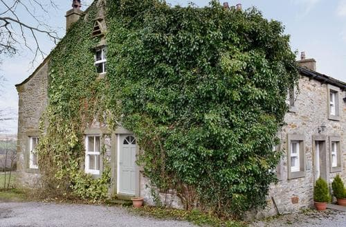 Big Cottages - Cosy Skipton Cottage S15487