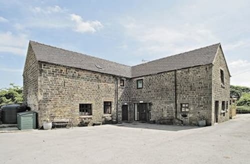 Last Minute Cottages - The Barn - B6206