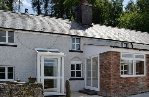 Big Cottages - Adorable Betws Y Coed Cottage S22361