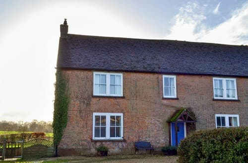 Last Minute Cottages - Splendid Michelmersh Cottage S129234