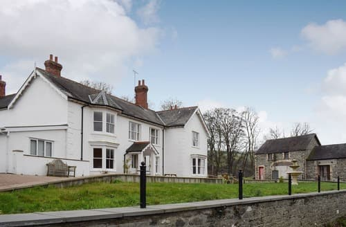Big Cottages - Stunning Capel Bangor Cottage S129233