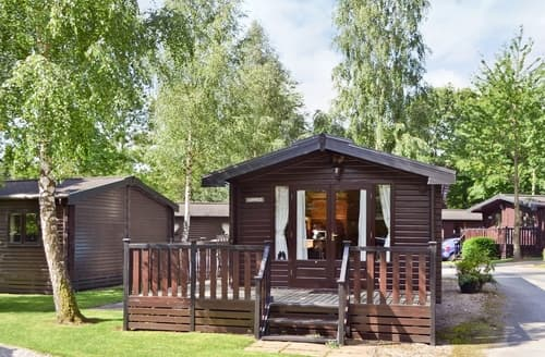Last Minute Cottages - Luxury Keswick Lodge S84558