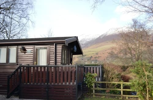 Last Minute Cottages - Splendid Keswick Lodge S84543