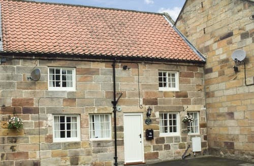 Last Minute Cottages - Splendid Staithes Cottage S98697