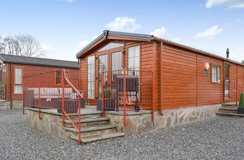 Last Minute Cottages - Excellent Gleneagles Lodge S100863