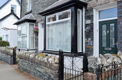 Last Minute Cottages - Inviting Keswick Cottage S84725