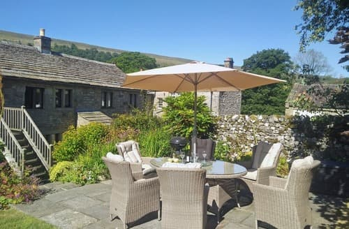 Big Cottages - Gorgeous Kettlewell Cottage S97620