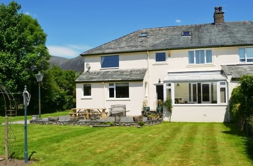 Last Minute Cottages - Quaint Keswick Cottage S84534