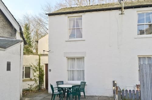 Last Minute Cottages - Wonderful Keswick Cottage S84872