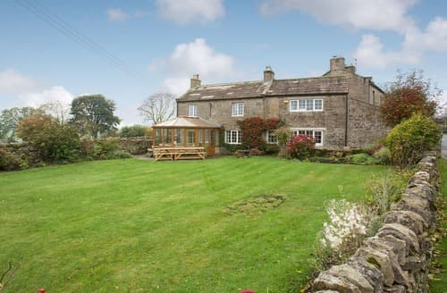 Big Cottages - Delightful Leyburn Cottage S123647