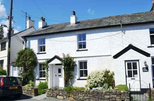 Last Minute Cottages - Catbells Cottage (Braithwaite)