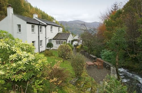 Last Minute Cottages - Delightful Thornthwaite Cottage S84888