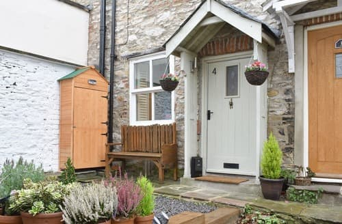 Dog Friendly Cottages - Parky Mews