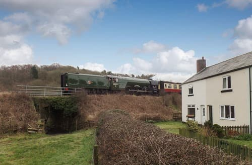 Last Minute Cottages - Captivating Goathland Cottage S123128