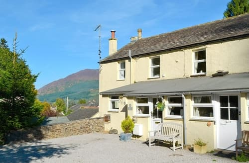 Last Minute Cottages - Adorable Thornthwaite Cottage S41191