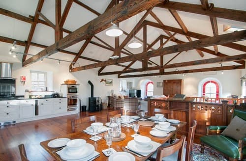 Big Cottages - Gorgeous Kettlewell Cottage S125268