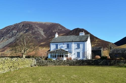 Last Minute Cottages - Lanthwaite Green New Farmhouse