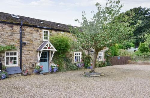 Dog Friendly Cottages - Old Brewery Cottage- UK3002