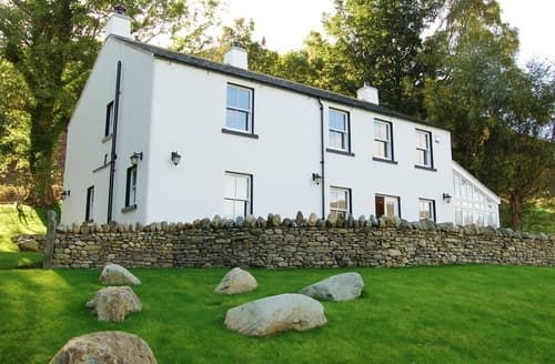 Big Cottages - Excellent Keswick Lodge S72877