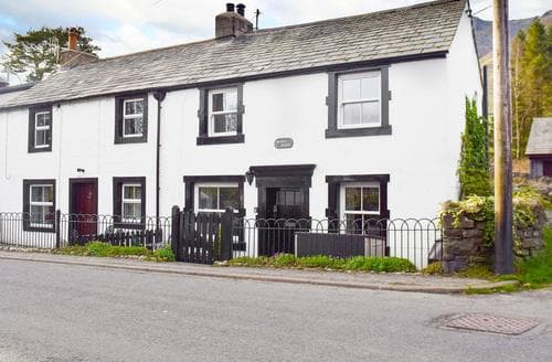 Dog Friendly Cottages - Stunning Threlkeld And St John's In The Vale Cottage S85079