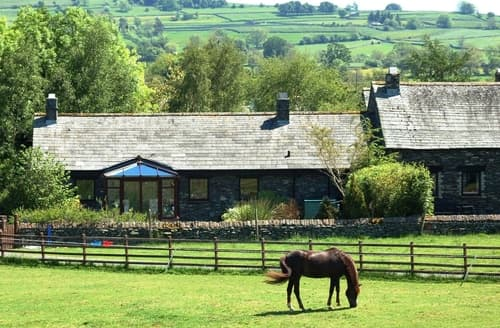 Last Minute Cottages - Wonderful Pooley Bridge And Northern Ullswater Cottage S85057