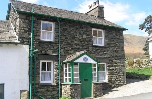 Last Minute Cottages - Wonderful Grasmere And The Langdale Valley Cottage S85202