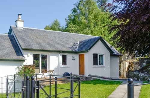 Last Minute Cottages - Charming Pitlochry Cottage S59423
