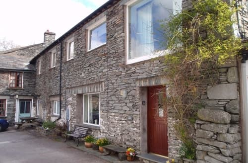 Last Minute Cottages - Beech Ghyll