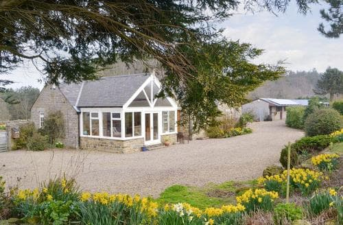 Big Cottages - Adorable Rothbury Cottage S79435