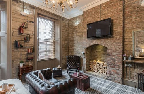 Last Minute Cottages - Lovely Morpeth Apartment S97613