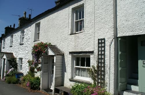 Last Minute Cottages - HIGH WHITE STONES