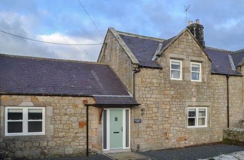 Last Minute Cottages - Captivating Alnwick Cottage S127864