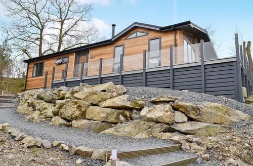 Last Minute Cottages - Gorgeous Coniston And Grizedale Lodge S38153