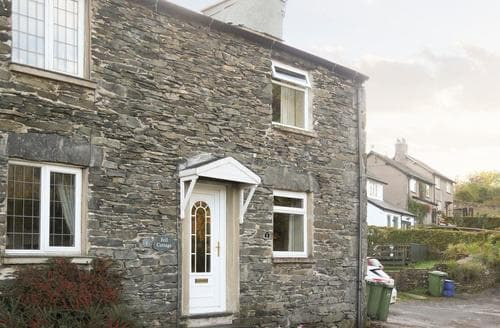 Last Minute Cottages - Fell Cottage