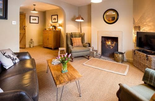 Last Minute Cottages - Charming Helmsley Cottage S79036