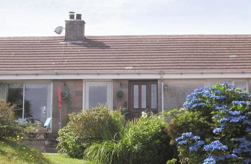 Last Minute Cottages - Cosy Newton Stewart Cottage S49762